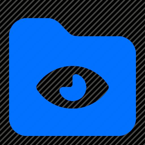 archive, file, folder, view icon