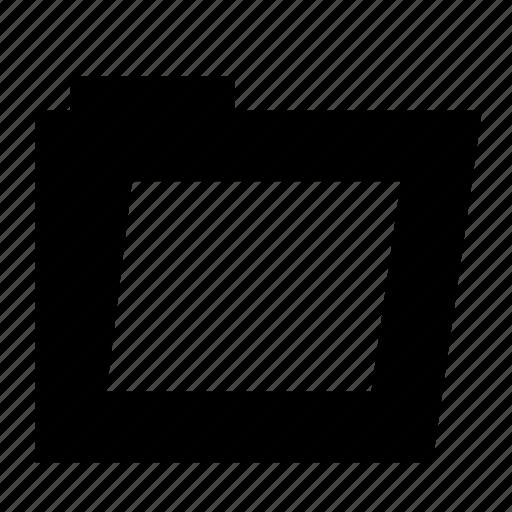 add data, empty, folder, info, open icon