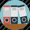 archive, arrange, bundle, categorize, files, folder, storage icon