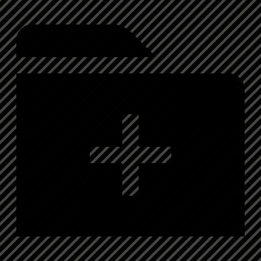 add, directory, document, file, folder, folio icon