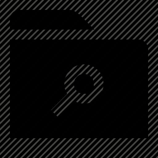 directory, document, file, folder, folio, search icon
