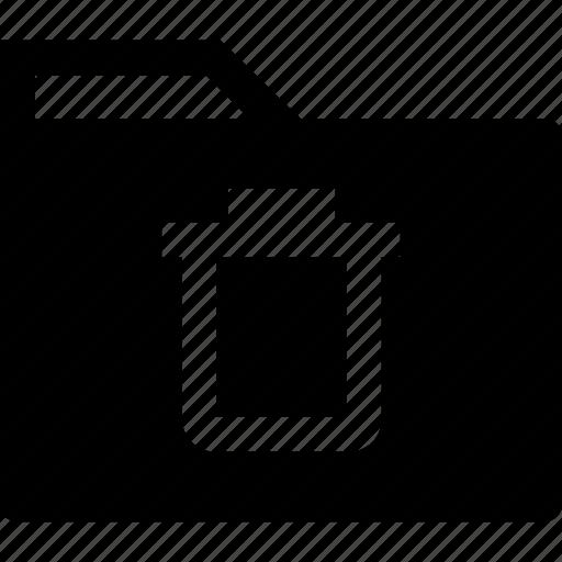 archive, bin, folder icon