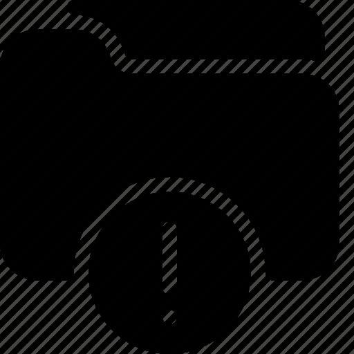 documents, eroor, files, folder, warning icon