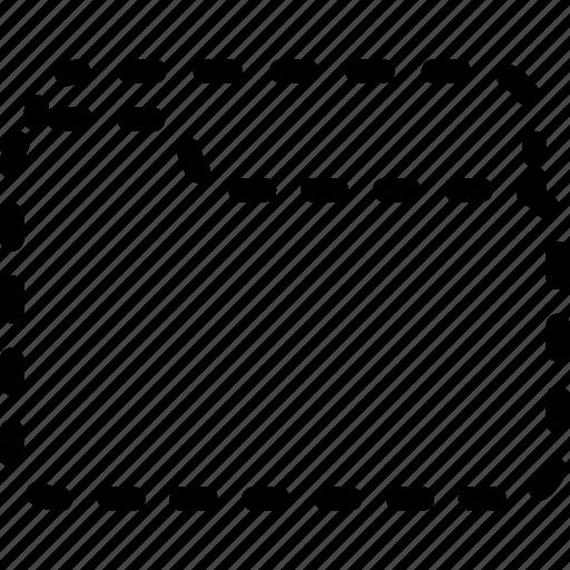documents, files, folder, hiden, text icon