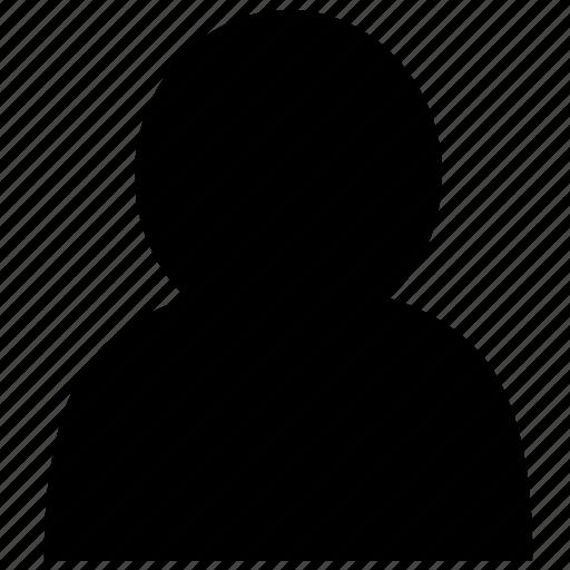 body, human, login, man, person icon