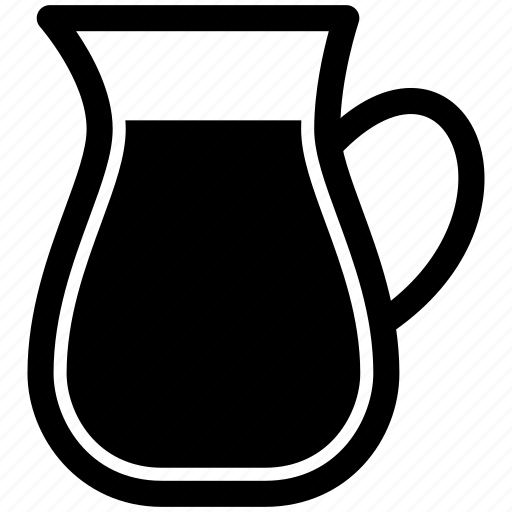 breakfast, food, healthy, milk, milk glass icon
