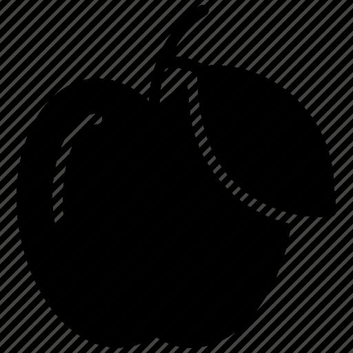 apple, apple fruit, fruit, healthy food, natural diet icon