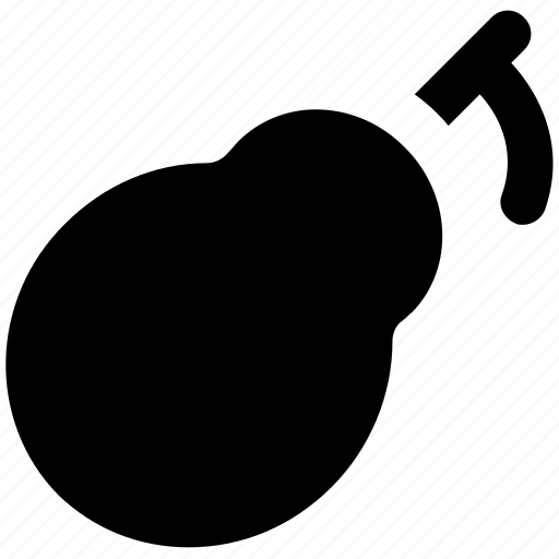 food, fruit, healthy food, nutrition, organic, pear icon