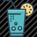 beverage, cocktail, coke, drink, soft, soft drink