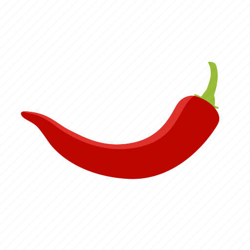 chilli, food, hot, hot pepper, pepper, red pepper, spicy icon