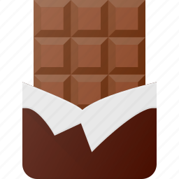 bar, chocolatte, eat, food icon
