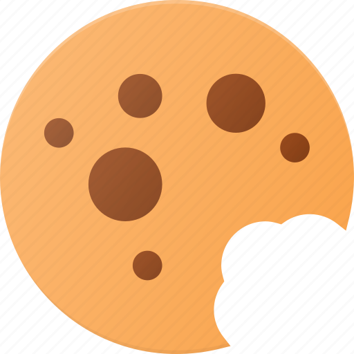 chocolatte, cookie, eat, food icon