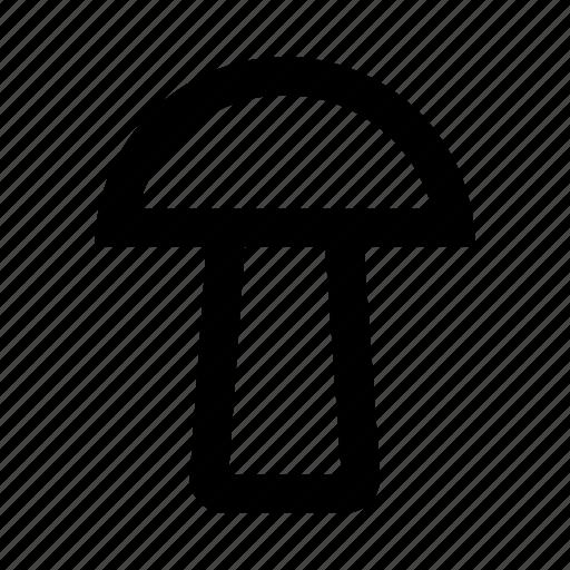 food, forest, mushroom icon