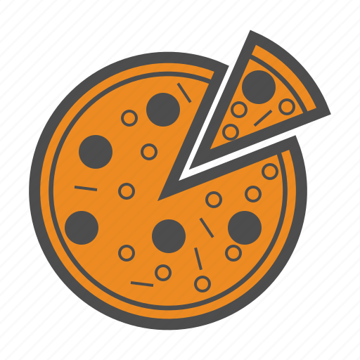 food, italian, italy, pizza icon