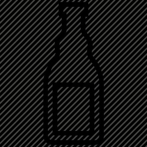 bottle drink, drink container, soft drink, water bottle, water jar icon