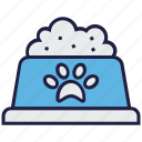 can, dog food, food, pet icon