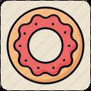 biscuit, cookie, donut, food, sweet