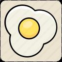 breakfast, egg, food, fried, omelet