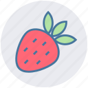 berry, food, fruit, nature, strawberries, strawberry