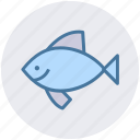 cooking, eating, fish, fishing, food, seafood icon