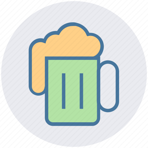 bar, beer, drinking, food, mug, tankard icon