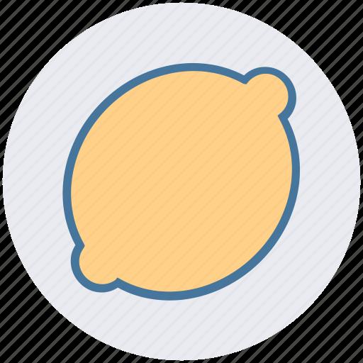 citrus, food, fruit, garnish, lemon, organic icon