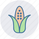 agriculture, corn, food, maize, syrup, vegetables icon