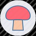 amanita, food, food ingredient, forest, mushroom, poison icon
