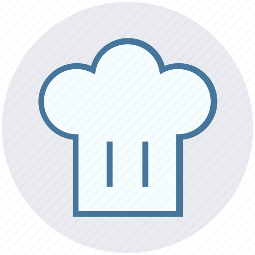 chef, chef hat, cooking, food, hat, kitchen icon