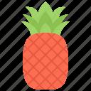 cooking, food, fruit, pineapple, shop, supermarket