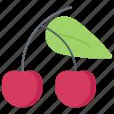 cherry, cooking, food, fruit, shop, supermarket