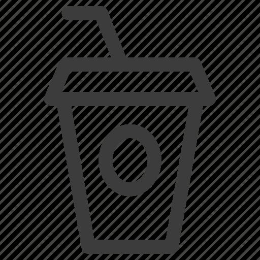 coffee, drink, takeaway icon