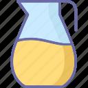 ewer, jug, kitchen utensil, pot icon