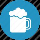 beer mug, beer pint, beer stein, beer tankard icon