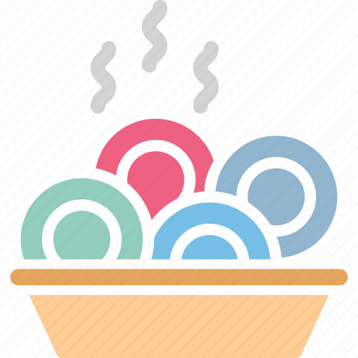 bowl, noodles, snack, spaghetti icon