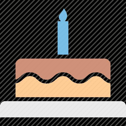 bakery food, cake, dessert, food icon
