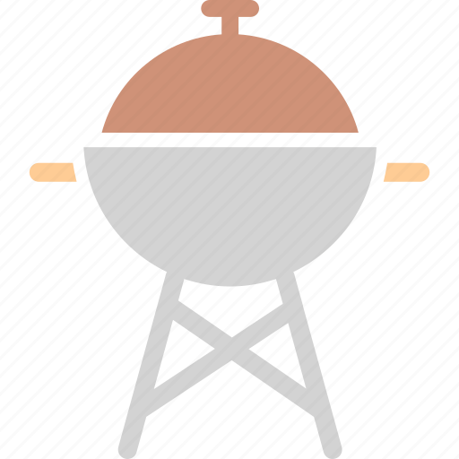 barbecue, bbq, bbq grill, charcoal grill icon