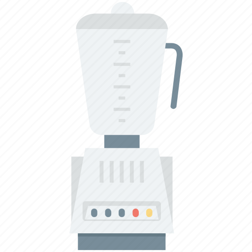 blender, food processor, juice extractor, juicer, squeezer machine icon