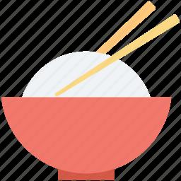 chopsticks, eating utensil, kitchen utensil, noodles, vermicelli icon