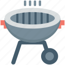 barbecue, bbq, bbq grill, charcoal grill, gas grill, outdoor grill icon