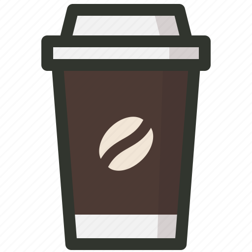 Beverage, cafe, coffee, cup, drink, food, shop icon - Download on Iconfinder