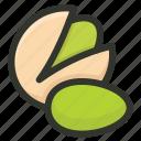 food, nut, nuts, pista, pistachio