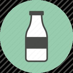 breakfast, food, healthy, milk, milk bottle, milk box, milk glass icon