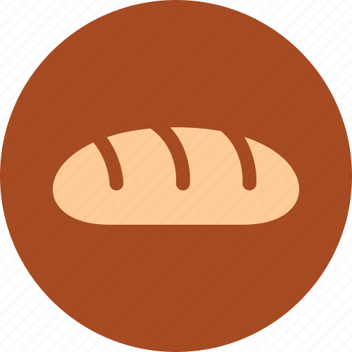 bake, bakery, bread, dinner, food, meal icon