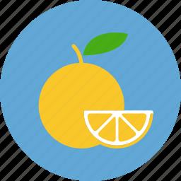 drink, food, fruit, fruits, healthy, orange, vitamine icon