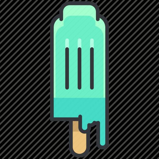 cream, dessert, ice, snack, sweet icon