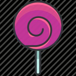 dessert, food, lolli, lollipop, sweet icon