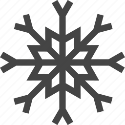 christmas, cold, freezing, frost, frozen, holiday, snowflake icon