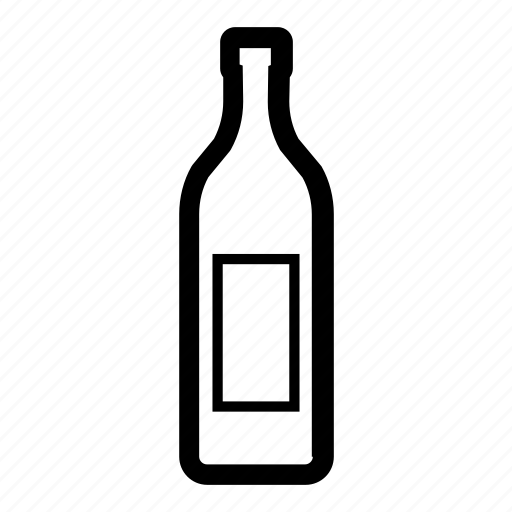 alcohol, bottle, glass, red, white, wine icon