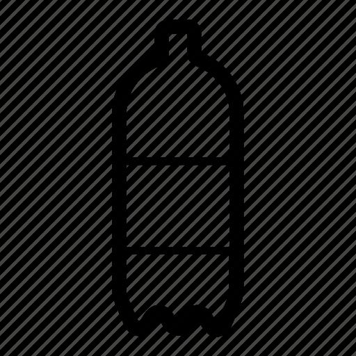 bottle, coke, cola, pet, plastic, soda icon